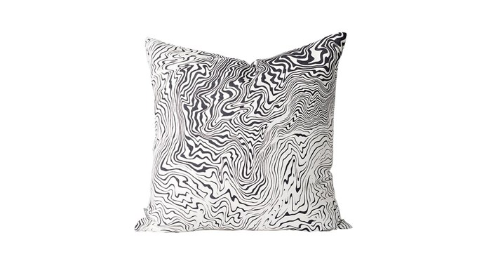 **The finishing touch** Create a soft and inviting sleeping zone with the addition of a plush cushion. 'Sumi' cushion cover, $46.90, [Città](https://www.cittadesign.com/).