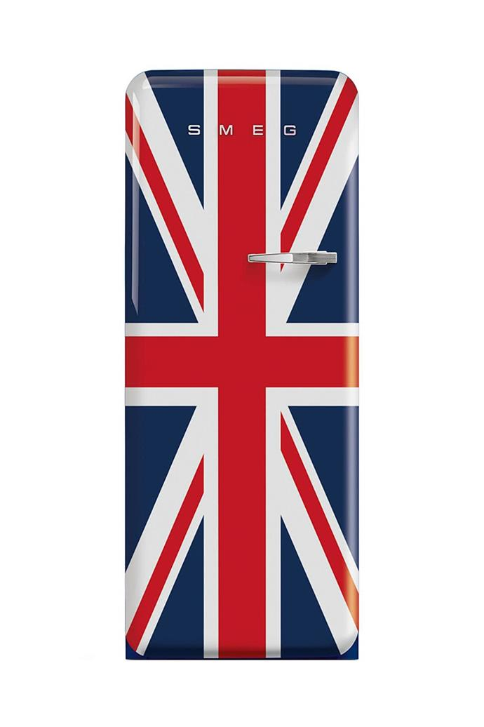 **Union Jack FAB** All hail the queen! The union jack FAB is for the patriotic at heart. [Visit Smeg](http://www.smeg.com.au/).
