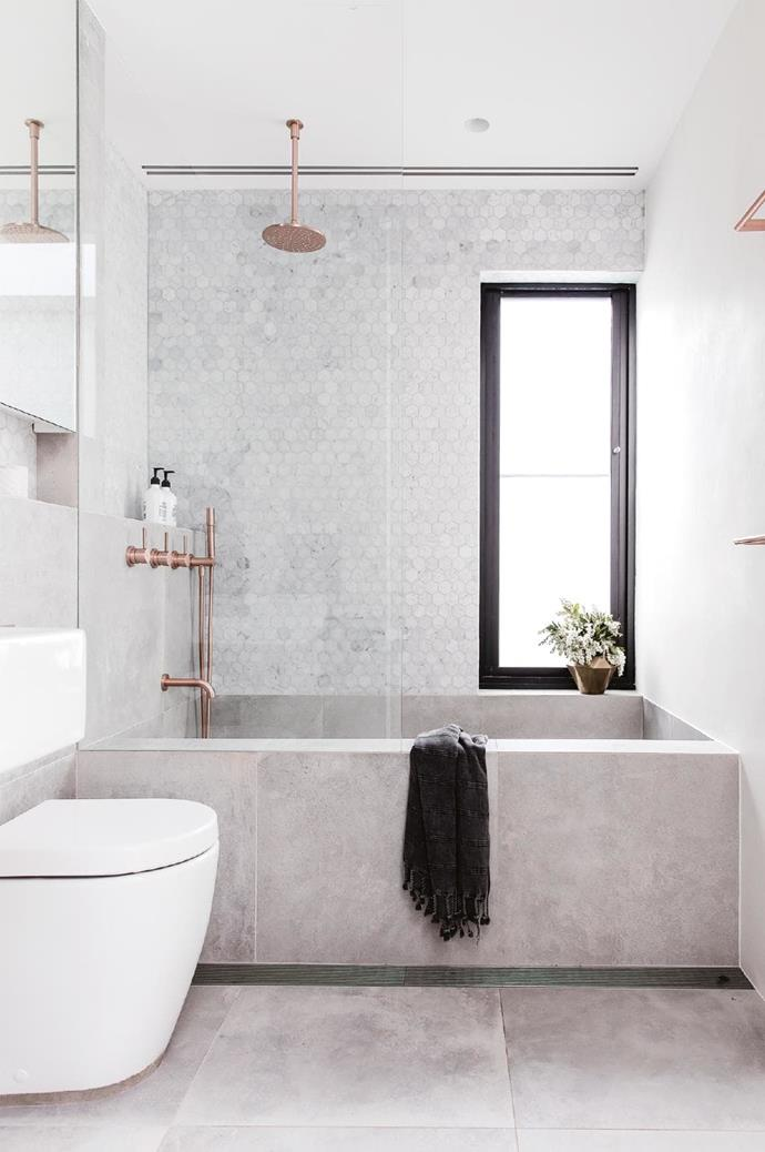 **Perfect fit**. Don't underestimate the impact of your hardware choices. The options can seem overwhelming, so look to colour (warm or cool), finish (shiny or matt) and form (square or rounded, classic or modern) to narrow down your picks. We love this rose gold and pale grey palette. Designed by Alexander&Co, [alexanderand.co](http://alexanderand.co/). Built by Fairweather Constructions, scott@fairweatherbuilding.com Photographer: Maree Homer, Stylist: Vanessa Colyer-Tay