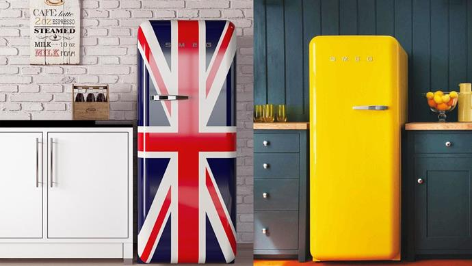 In the world of kitchen appliances and industrial design, the Smeg FAB fridge is an icon for its instantly recognisable retro-inspired appearance. In 2018, the FAB fridge celebrates its 21st birthday, so to celebrate, we're showing off our favourite FAB fridge designs from across the world. Scroll through to take a look! [Visit Smeg](http://www.smeg.com.au/).