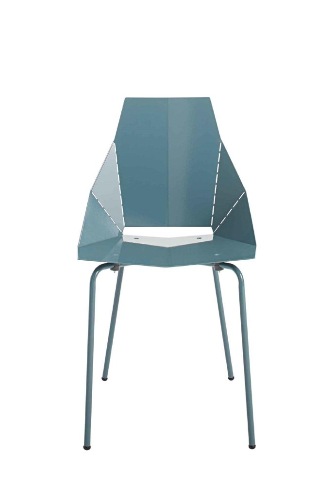 Allow your child to focus with a sleek desk seat. The teal tone of this one is a definite upgrade from plastic school chairs. 'Real Good' chair, $249, [Blu Dot](http://www.bludot.com.au/)