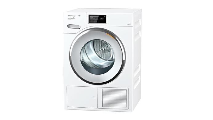 **Dryer** 'TMV 840 WP' 9kg heat-pump tumble dryer, $4499, [Miele](https://www.miele.com.au/).