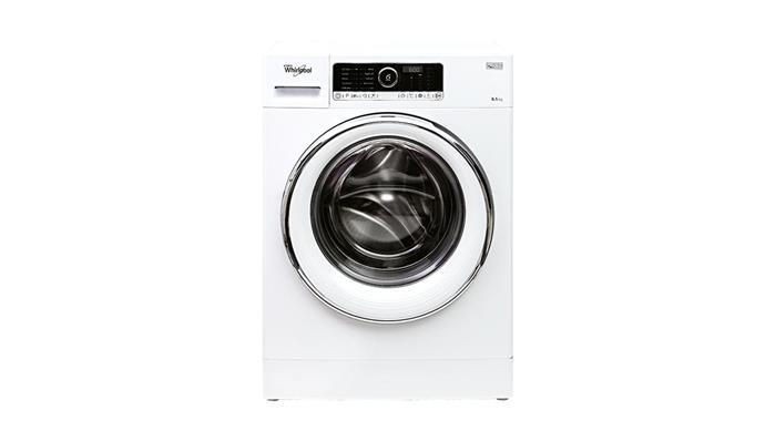 **Washing machine** Whirlpool 8.5kg front-loader washing machine, $929, [The Good Guys](https://www.thegoodguys.com.au/).