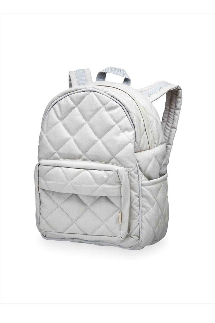 Cam Cam backpack, $124, [Designstuff](http://www.designstuff.com.au/)