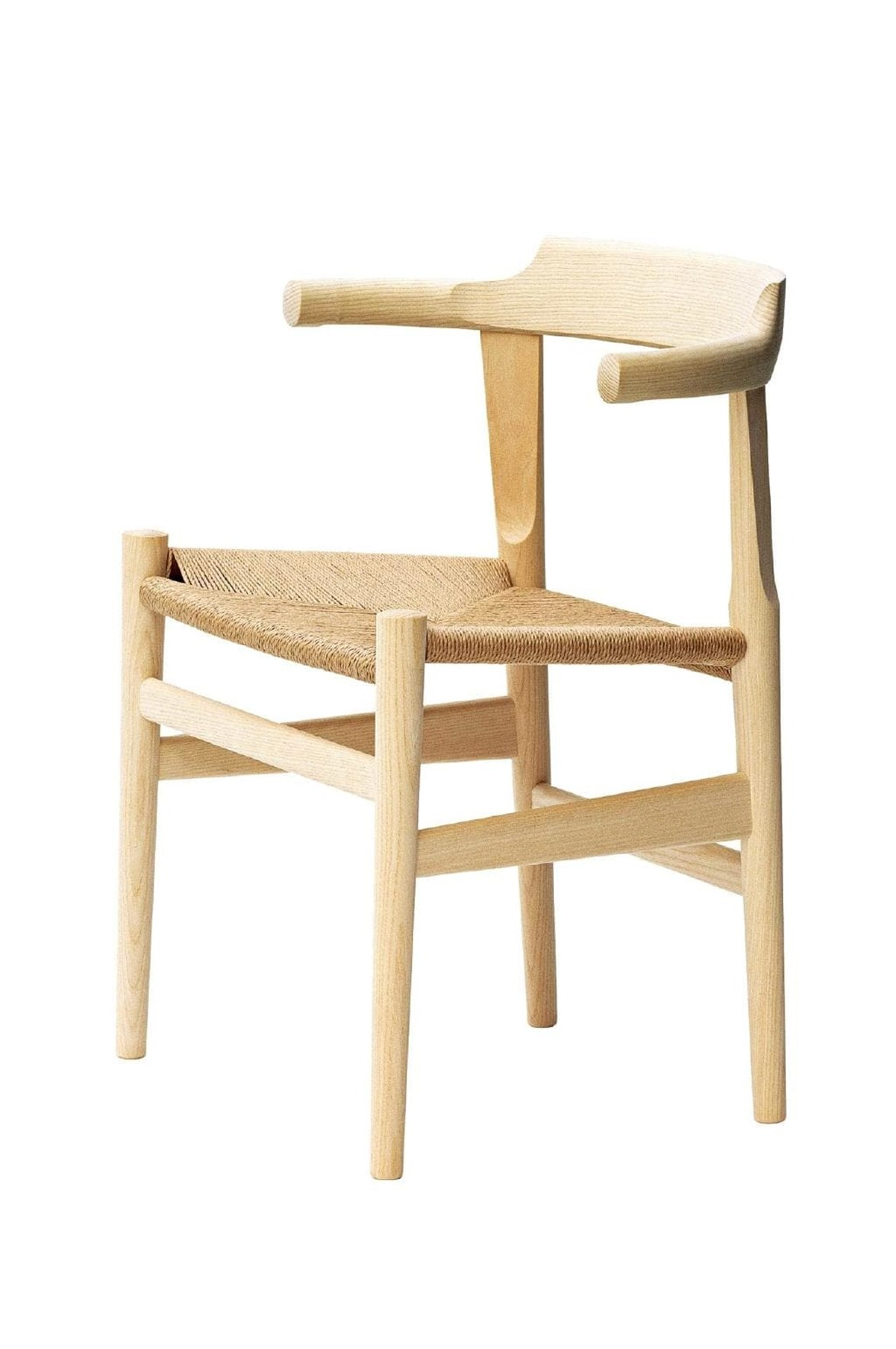 "PP Møbler 'PP68' chair by Hans J. Wegner in Soap-treated Oak, $1780, [Cult](https://cultdesign.com.au/shop/pp58-pp68|target=""_blank""