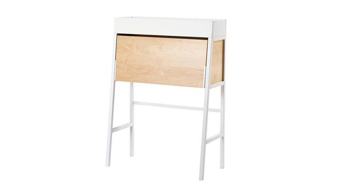 """that double as office zones, this desk's fold-up feature will keep work out of sight. 'PS 2014' bureau, $299, [IKEA](http://www.ikea.com/?ccTLD=AU