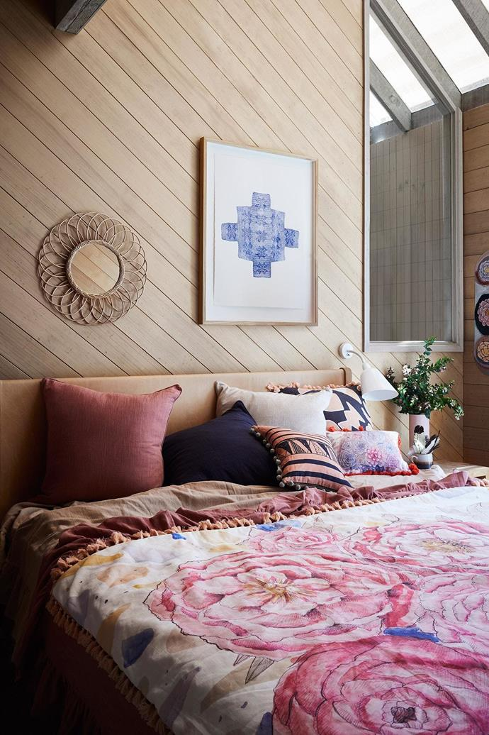 2. Think about the mood you are trying to create in each space. For instance, if you are after a 'quiet' space, avoid bright colours and opt for more pastel and subdued hues. Color can be used like a dial, where you can turn the volume up or down to create energy and mood.  <i>Styling by Julia Green and Photography by Armelle Habib</i>. Stylist: Julia Green, Photographer: Armelle Habib