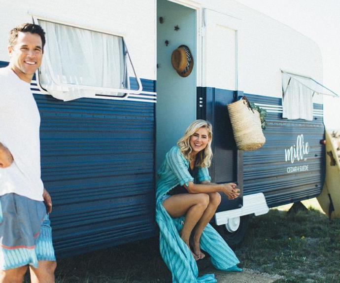 The Block's Michael & Carlene