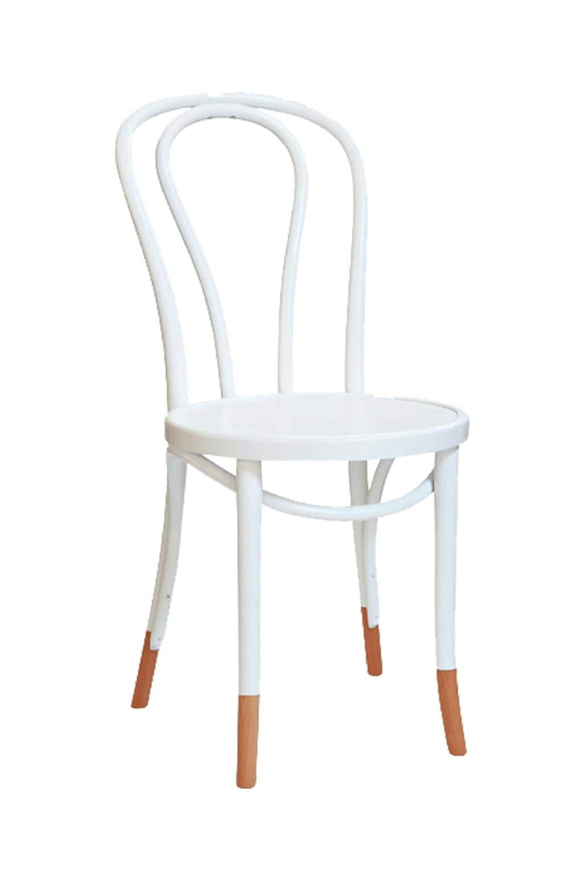 "'No. 18' chair in White with Natural Sock, from $368, [Thonet](http://thonet.com.au/products/no-18-thonet/|target=""_blank""