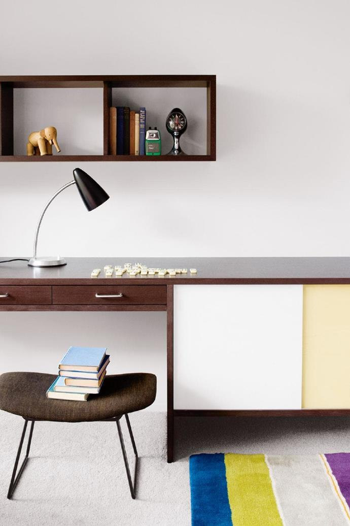 """This [smart study space](https://www.homestolove.com.au/12-creative-ways-to-create-a-study-nook-in-your-home-17963