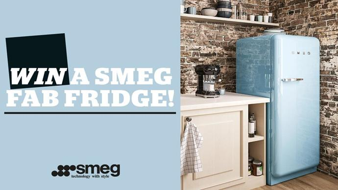 [Want to win your very own Smeg FAB fridge? Click here to find out how!](http://www.insideout.com.au/pages/competition-win-a-smeg-fab28-fridge/news-story/aa3e1698210be70c91cce92f1bdab3aa)