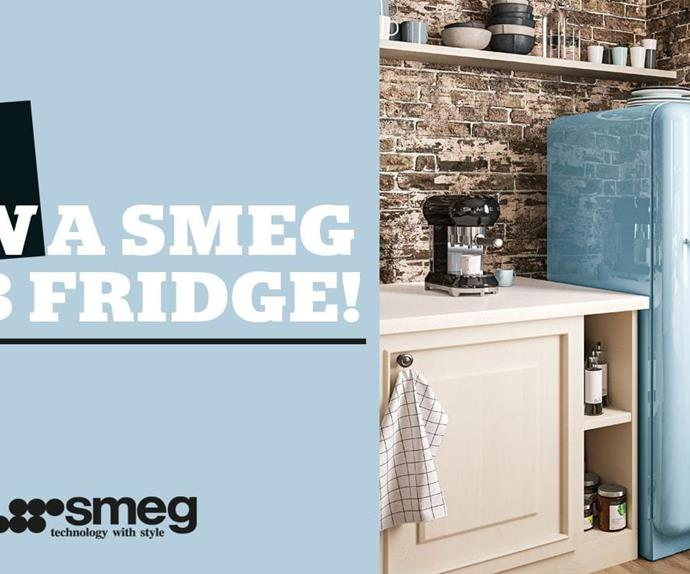 """In the world of kitchen appliances and industrial design, the Smeg FAB fridge is an icon for its instantly recognisable retro-inspired appearance. In 2018, the FAB fridge celebrates its 21st birthday, so to celebrate, we're showing off our favourite FAB fridge designs from across the world. Scroll through to take a look!  <a href=""""http://www.smeg.com.au/"""" target=""""_blank"""">Visit Smeg</a>."""