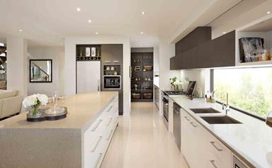 do you need integrated kitchen appliances?