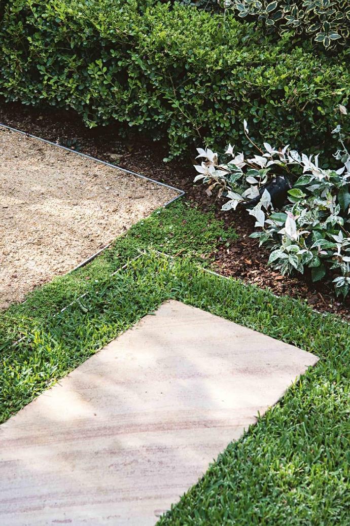 'Sawn All Round' pavers, $165/sqm, [Sandstone Sales](sandstonesales.com.au) Photographer: Brigid Arnott