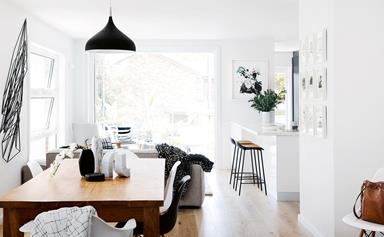 This duplex was transformed into a sun-filled sanctuary in just 12 weeks