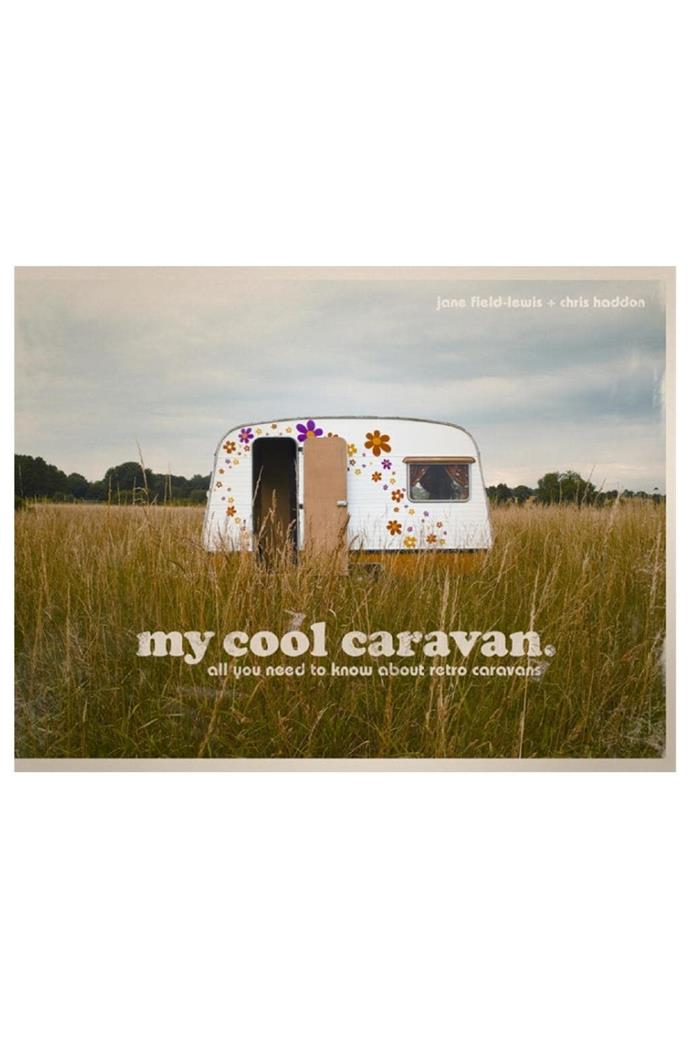 For the hipster: My Cool Caravan: An Inspirational Guide to Retro-Style Caravans by Jane Field-Lewis