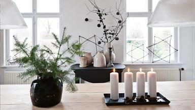 5 simple Christmas decorating tips from stylist Megan Morton