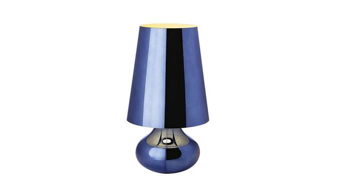 Kartell 'Cindy' lamp by Ferruccio Laviani, $430, [Space Furniture](http://www.spacefurniture.com.au/).