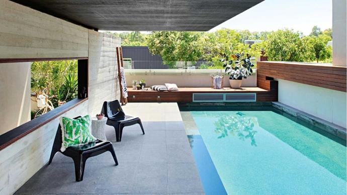 """Positioned in the [north-west corner of the home](https://www.homestolove.com.au/the-aspect-effect-what-does-the-direction-your-property-face-mean-16229