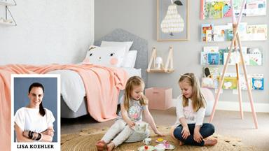 3 golden rules for decorating kids' rooms