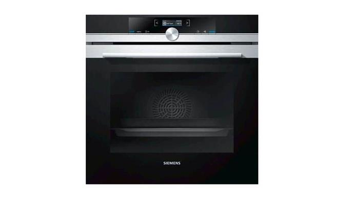 Electric oven: Siemens 'HB673G0S1A' 60cm stainless-steel oven with self-cleaning function, $2699, [Winning Appliances](http://winningappliances.com.au)