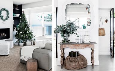Tour this stunning Mediterranean-style home this Christmas