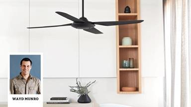 buyer's guide to ceiling fans
