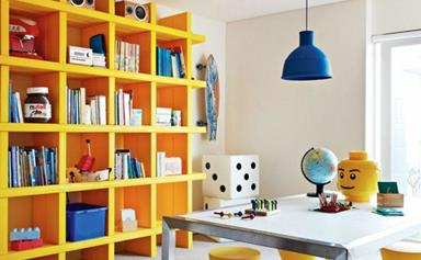 8 great storage ideas for kids' rooms