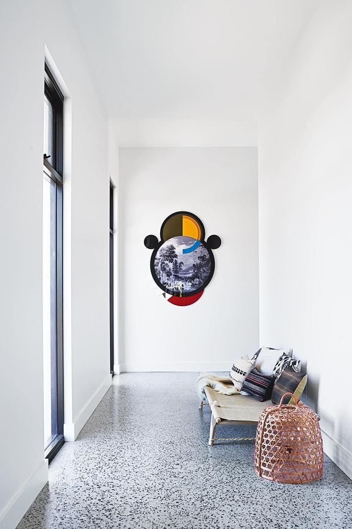 "*Design: *[Green Apple Interiors & Design](https://www.greenappleid.com.au/|target=""_blank"") | Artwork by Magnus Gjoen)"