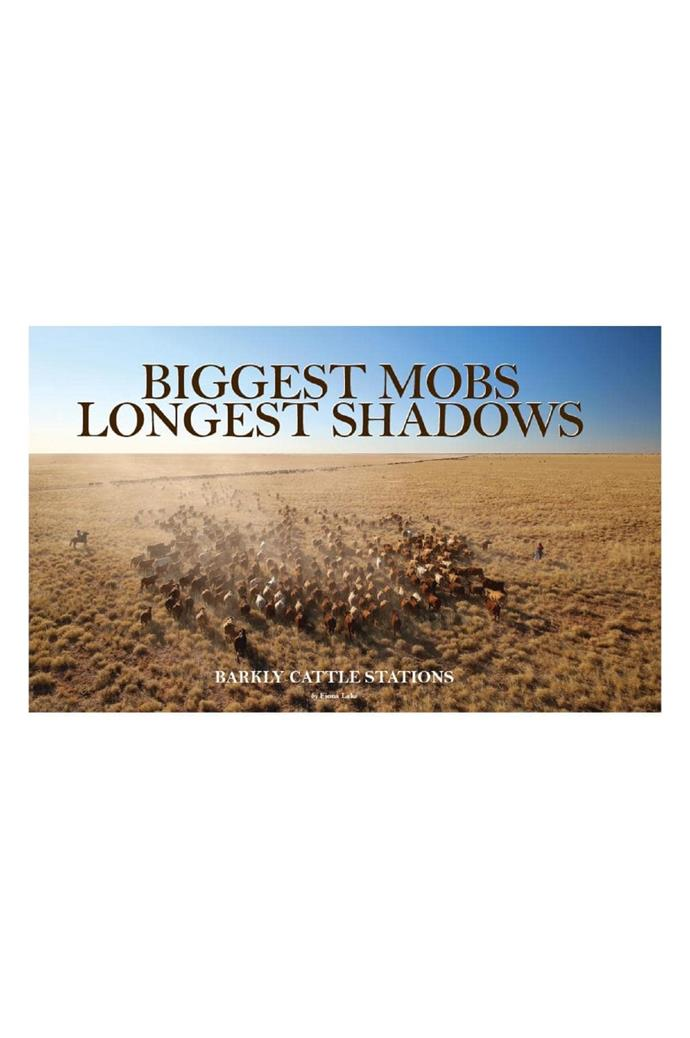 For the outback kid: Biggest Mobs Longest Shadows by Fiona Lake
