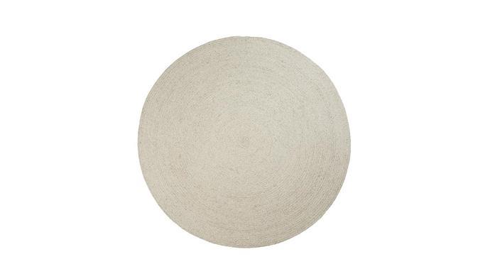 Armadillo&Co 'Braid Weave' rug, $840/182cm, [Life Interiors](http://www.lifeinteriors.com.au/).