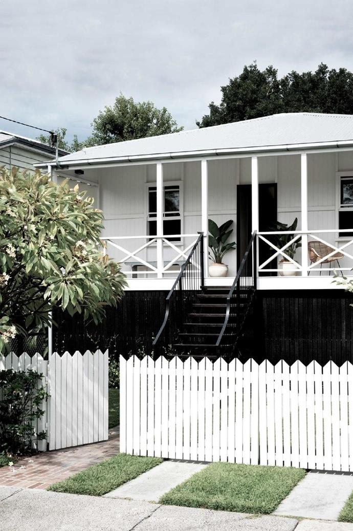 """*This Brisbane home is now offered as a holiday rental, so if you love what you see you can book in a stay at [Durham House](https://www.durhamhouse.com.au/