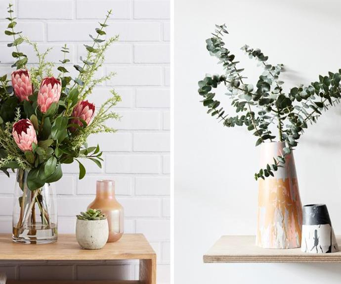 vases-with-native-flowers