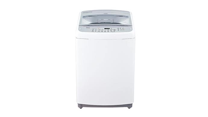 **Washing machine** LG 'Inverter' 8.5kg top-load washing machine, $665, [Harvey Norman](https://www.harveynorman.com.au/).