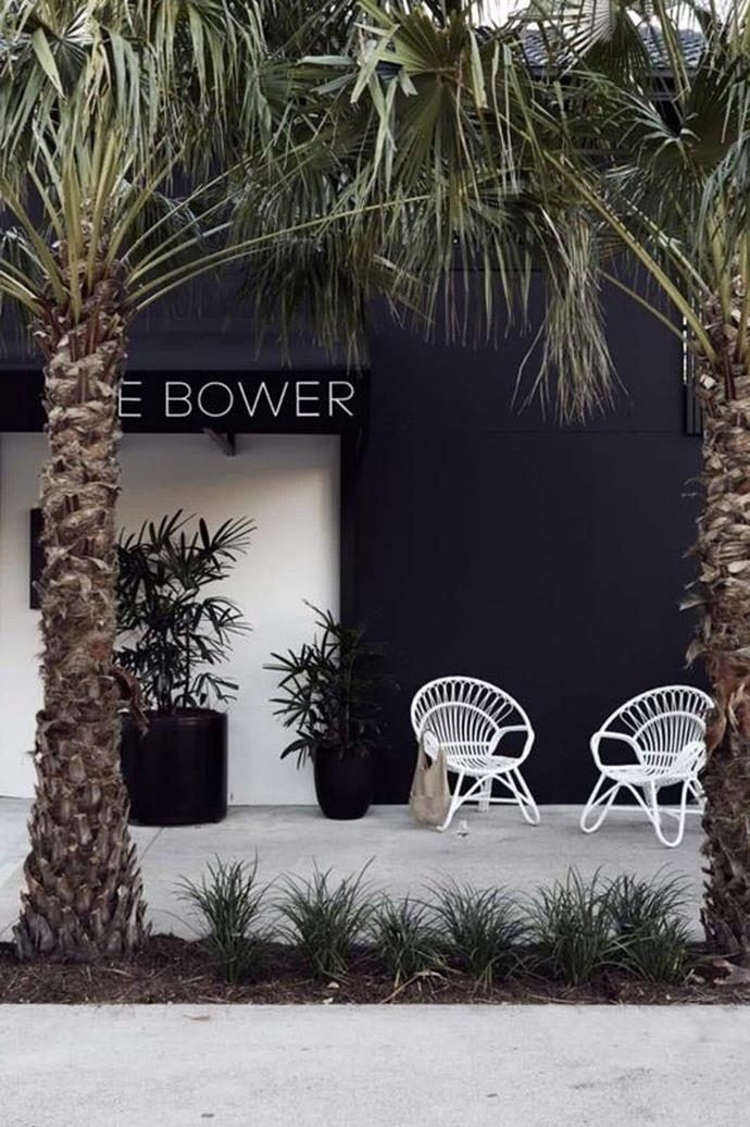 """""""The Bower was a direct result of our New York trip at the beginning of this year. We loved staying in the Bower District and checking out all the gorgeous boutique hotels,"""" Taliah Lowry, one of the creative forces behind Byron Bay's coolest new hotel, The Bowery, says of the project to create a hotel from square one. """"If we couldn't live in New York, then I wanted to have my own little slice of New York style in Byron."""""""