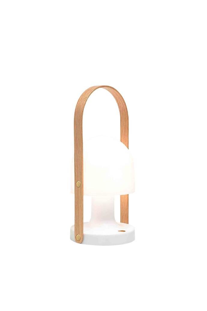 Marset 'Follow Me' lamp, $289.95, [Hello Little Birdie](https://www.hellolittlebirdie.com.au/)