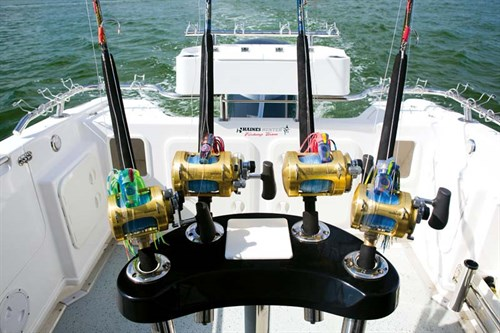 Haines Hunter 675 Offshore HT fishing boat