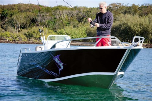 Fishing from Formosa Mk 4 520 Classic SC