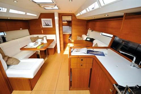 Cabins in Solaris ONE 42