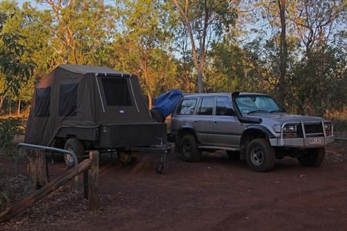 17. Campsite Near Buley Rockholes