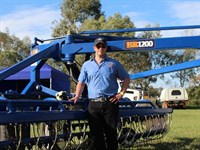 Berrima BR1200 Dowerin Field Days