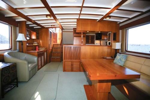 Kadey Krogen 48 interior layout