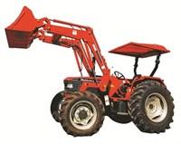 Mahindra 9500-Tractor