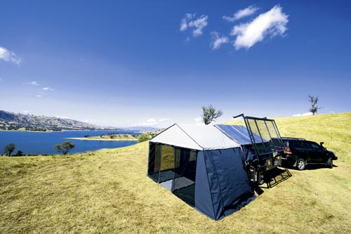 The Mountain Trail Tent