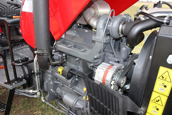 MF Global Series 4708 Engine And Maintenance