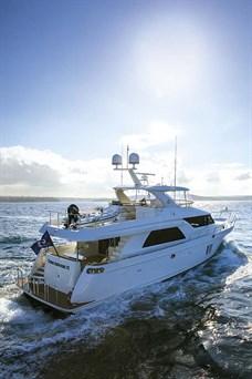 Ocean Alexander luxury yacht