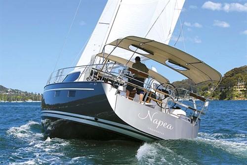 Sailing a Buizen 52