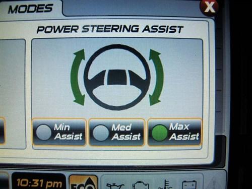 Electronics on E-TEC 250 G2