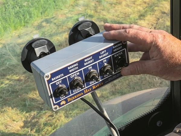 0920_Berrima BR1000C_controls