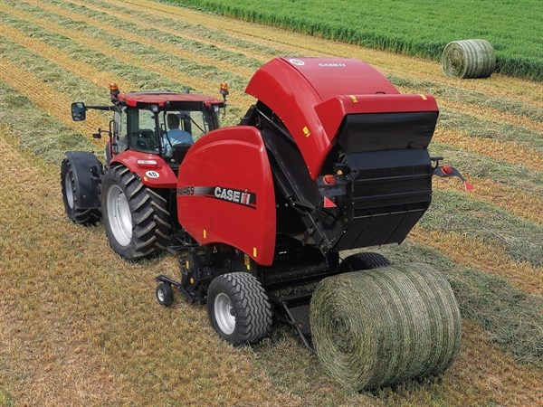 Case IH RB 455 Baler